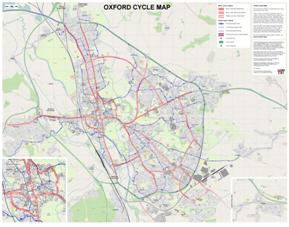 Transport Paradise Oxford Maps