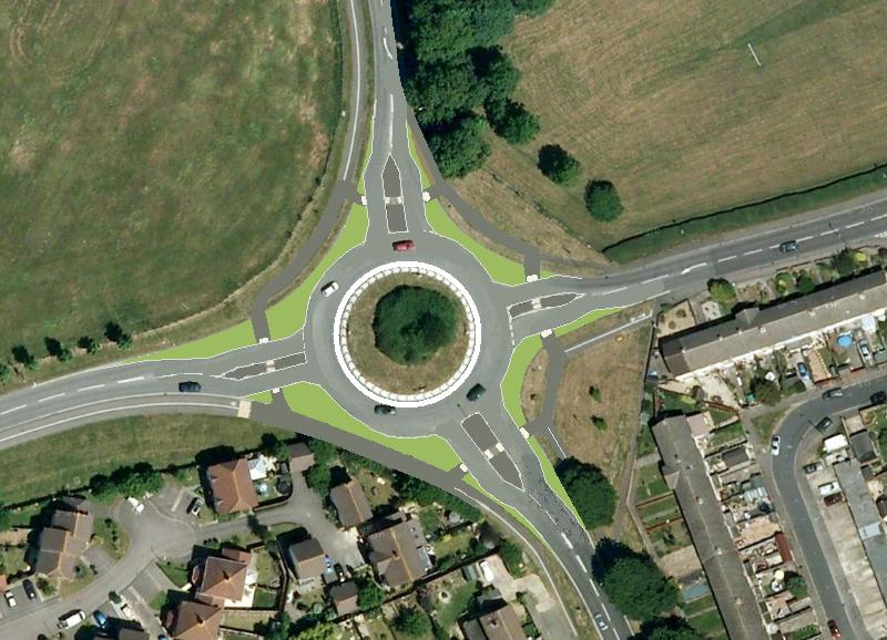 Ring Road Roundabout