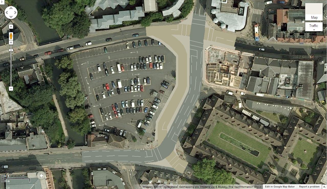 Worcester Street Car Park