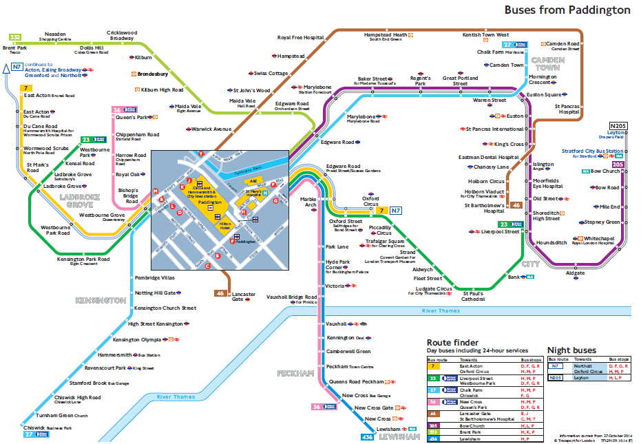 if im visiting a city i want to know whether theres a frequent service from near at hand to roughly where i want to go british bus maps are mostly